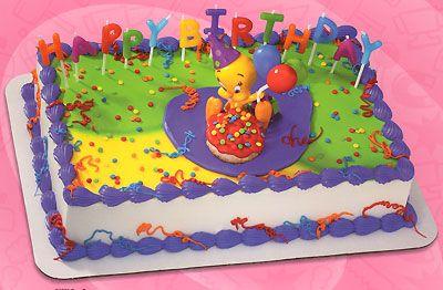 tweety bird ice cream happy birthday hala jani cakes