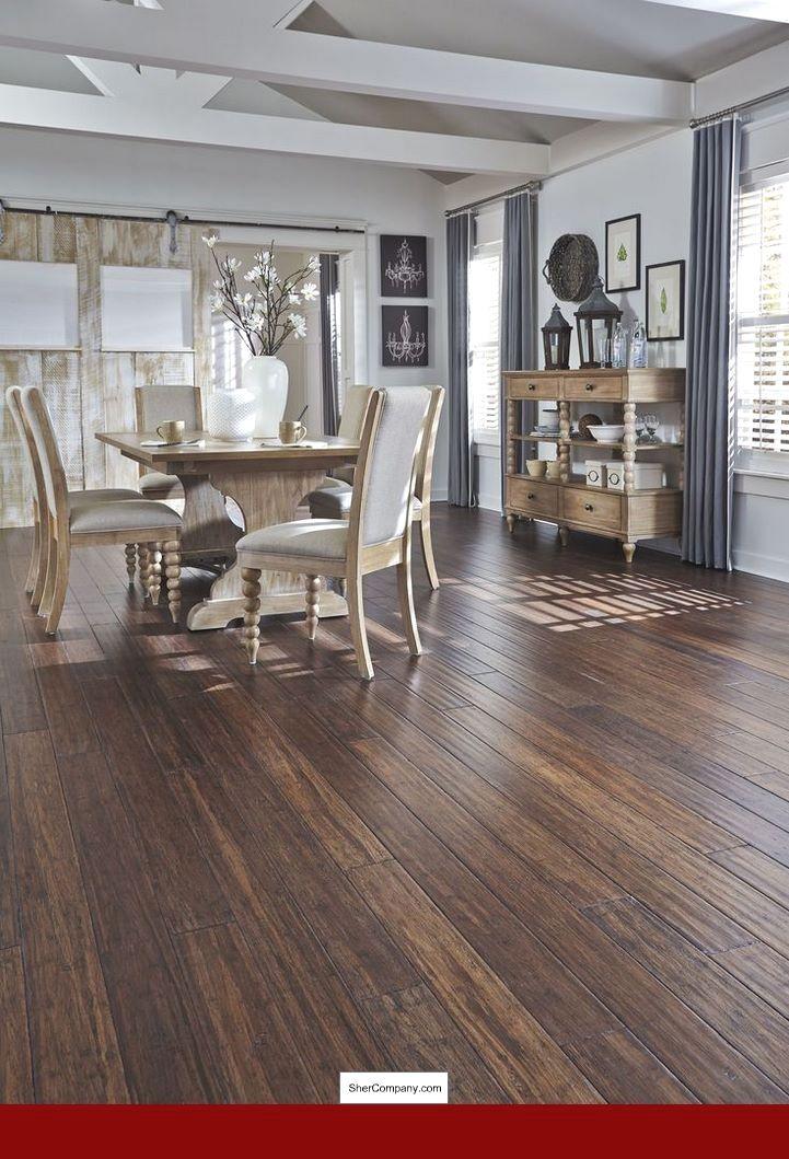Wood Floor Ideas Kitchen, Laminate Flooring Edging Ideas