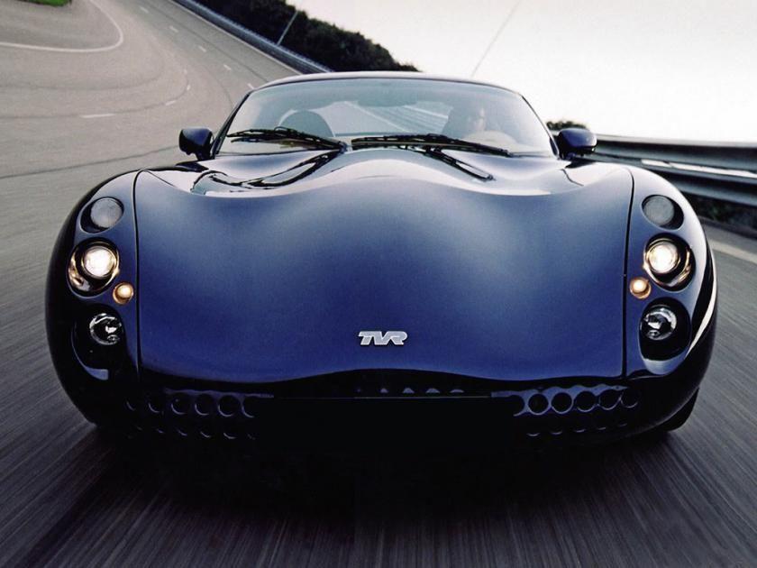 TVR Supercar
