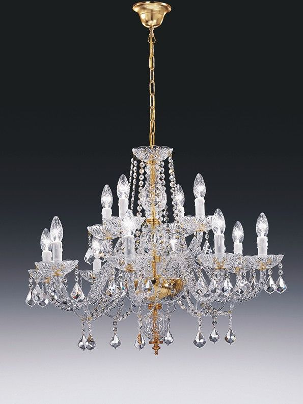 8 Homes with Crystal, Modern, and Contemporary Chandeliers