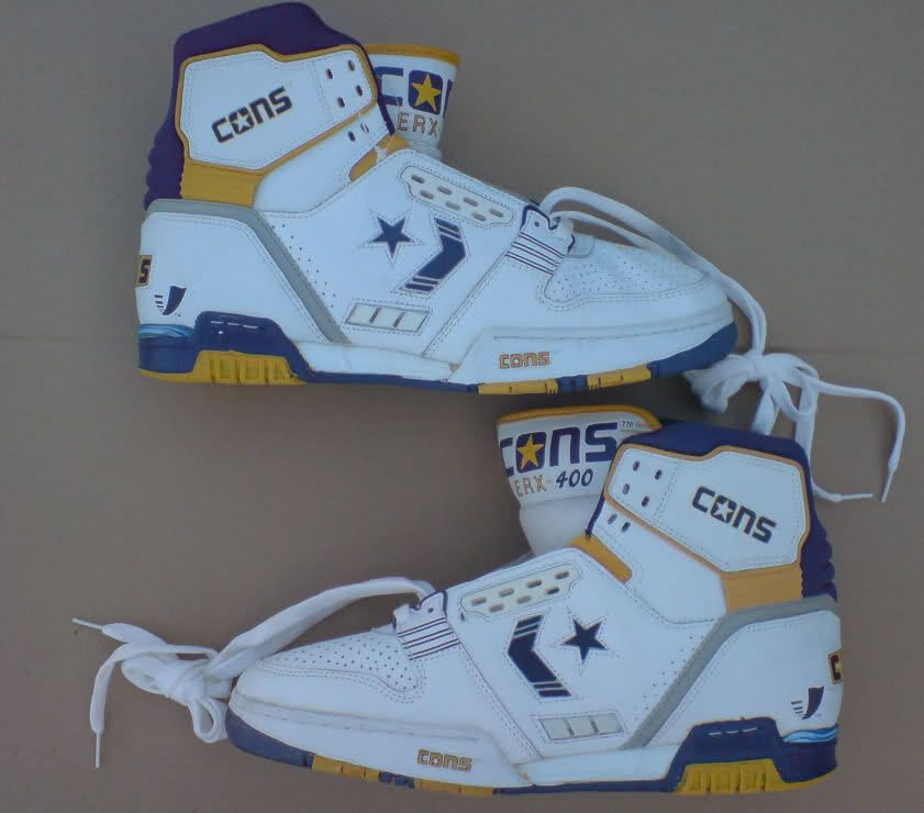 Cons 400 S Converse Basketball Shoes Sneaker Boots Sneakers