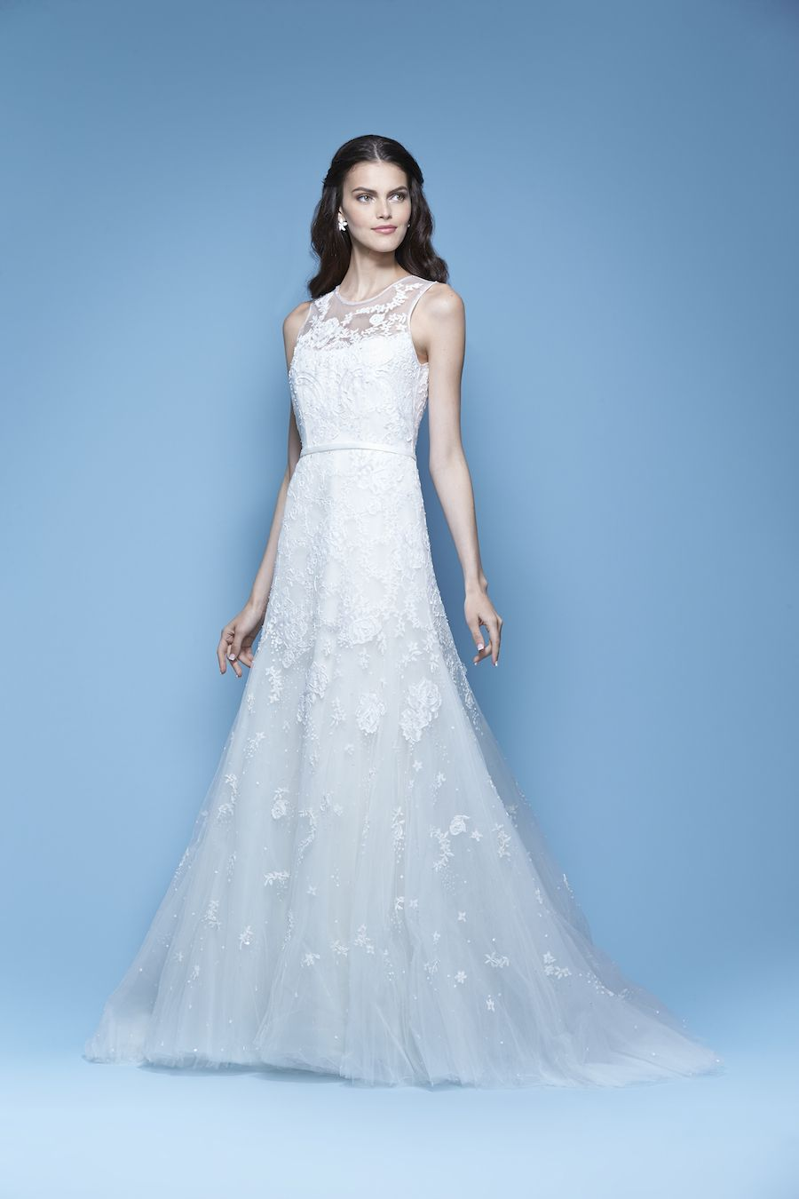Modern Carolina Herrera Short Wedding Dresses Composition - All ...
