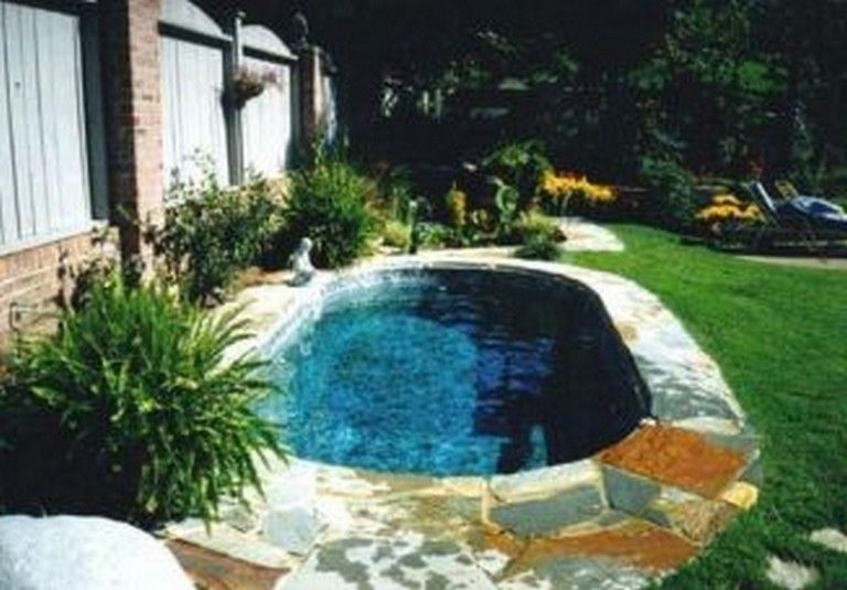 Small Backyard Pool Designs Ideas