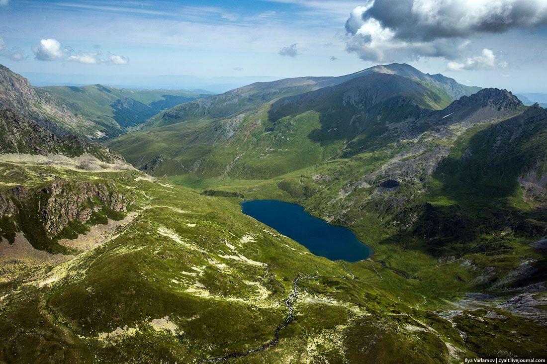 Фото - путешествия по миру: Лучше гор могут быть только ...