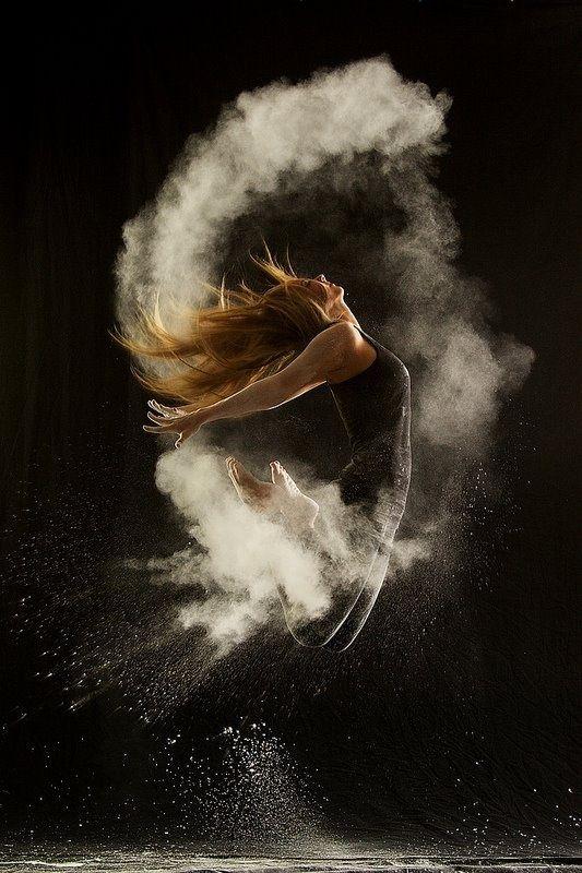 Powder Dancing
