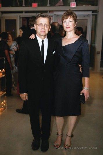 lisa rinehart & mikhail baryshnikov | Married Movie & TV ...