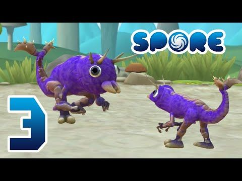 Spore Ep 1 - Butty Spikes - YouTube