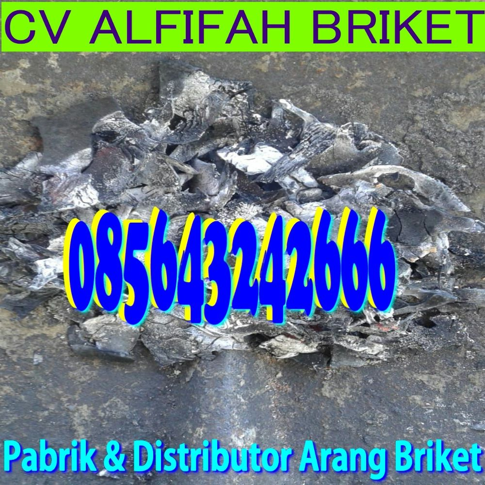 Sell Wholesale Manufacturers Briket Charcoal Coconut Shell