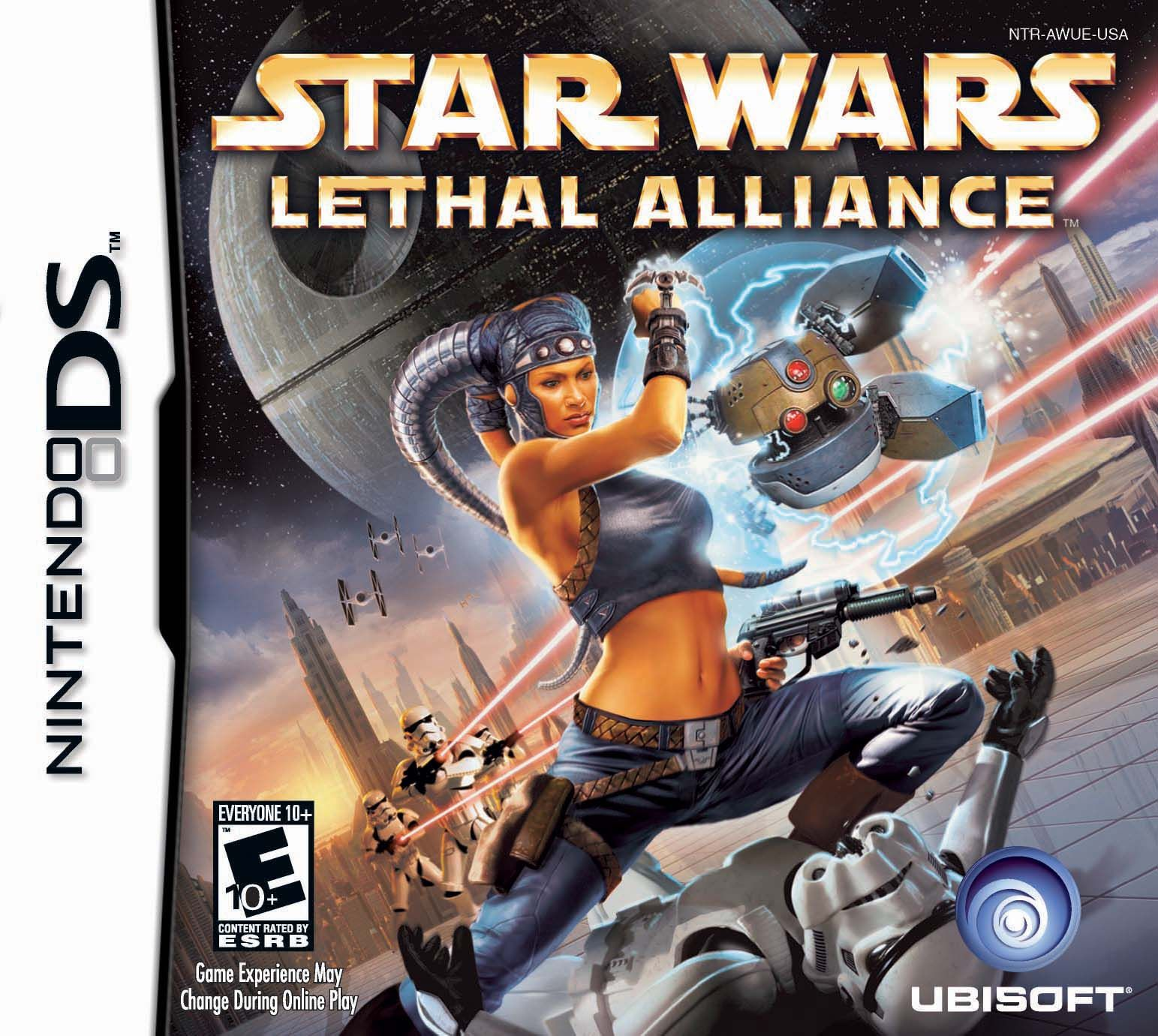 Star Wars Lethal Alliance Ds Game