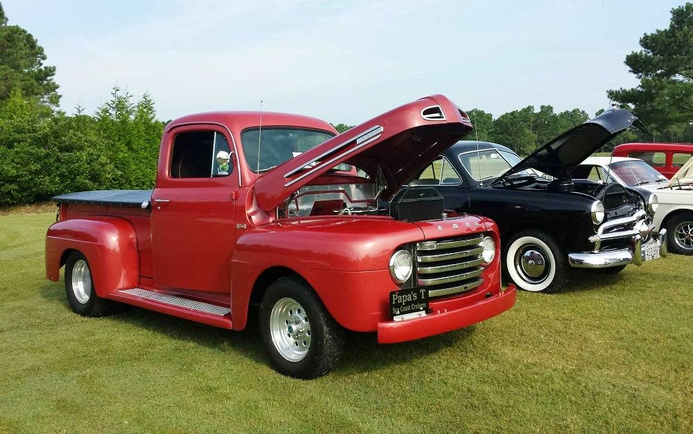 Classic Car Show at Porters Neck Country Club in Wilmington, North ...
