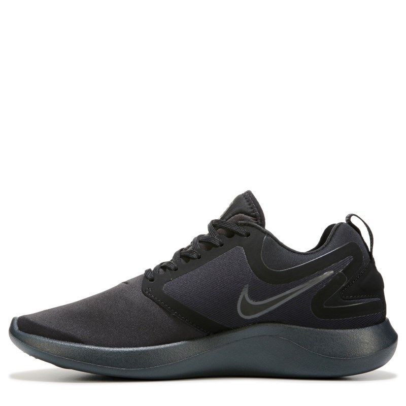 Nike Women's Lunarsolo Running Shoes (Black)