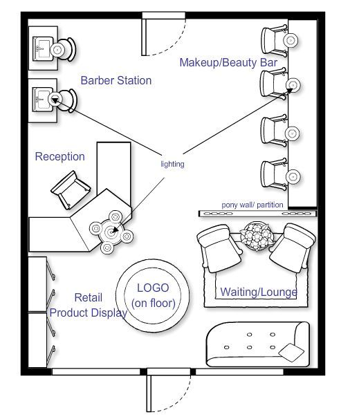 Beauty Salon Floor Plans Hair: Image Result For Beauty Salon Floor Plan Layouts