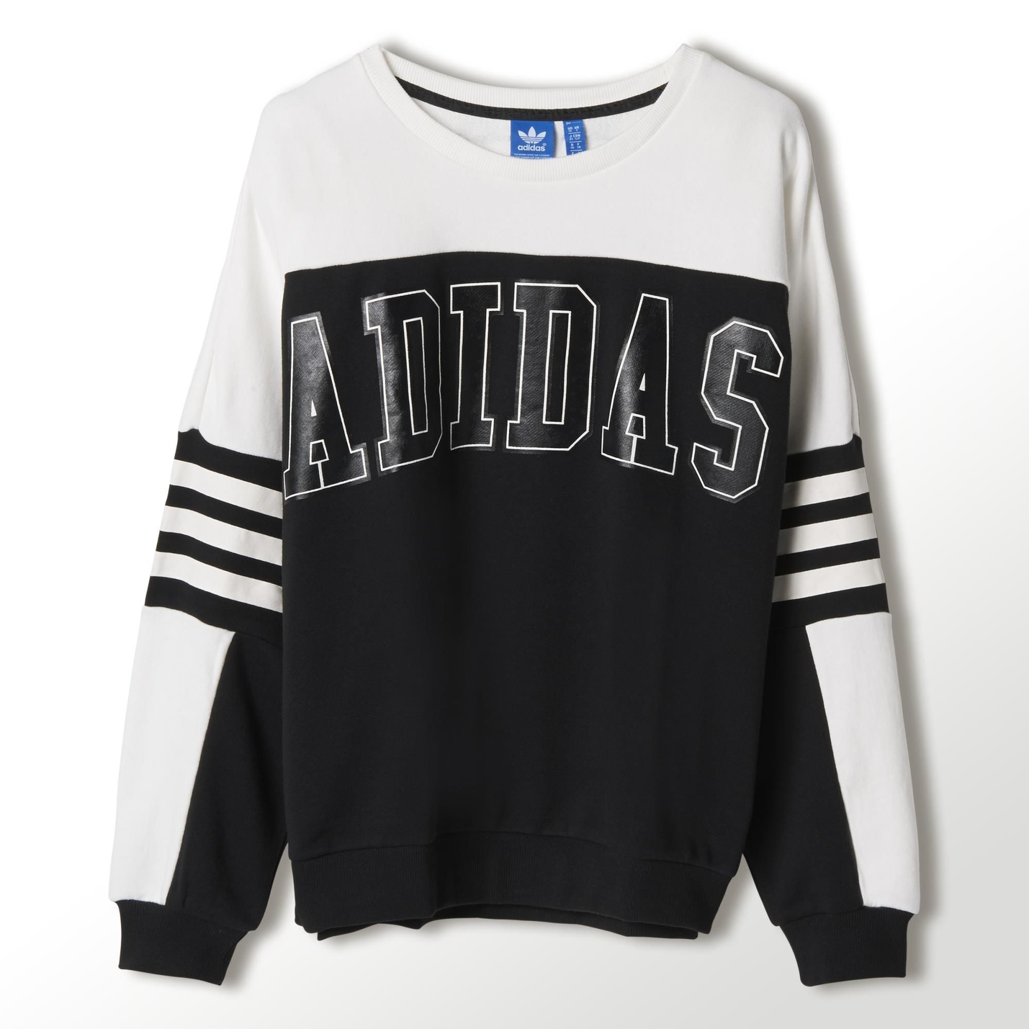 adidas Logo Sweatshirt | adidas Nederland · Rita Ora ...