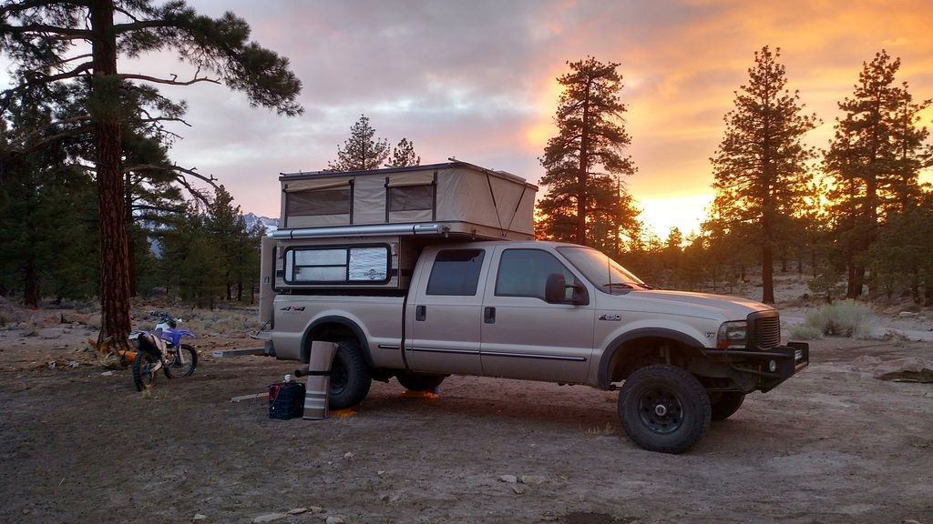 Post Pics Of Your Fwc With Lifted Trucks Page 2 Off Road Camper Overland Truck Slide In Camper