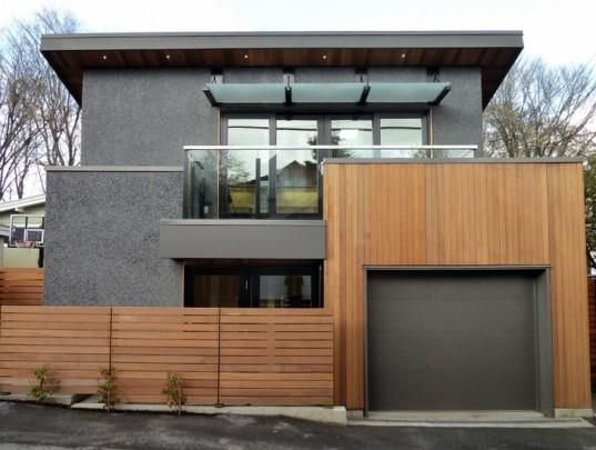 20 Stunning Industrial Exterior Design Ideas Industrial House