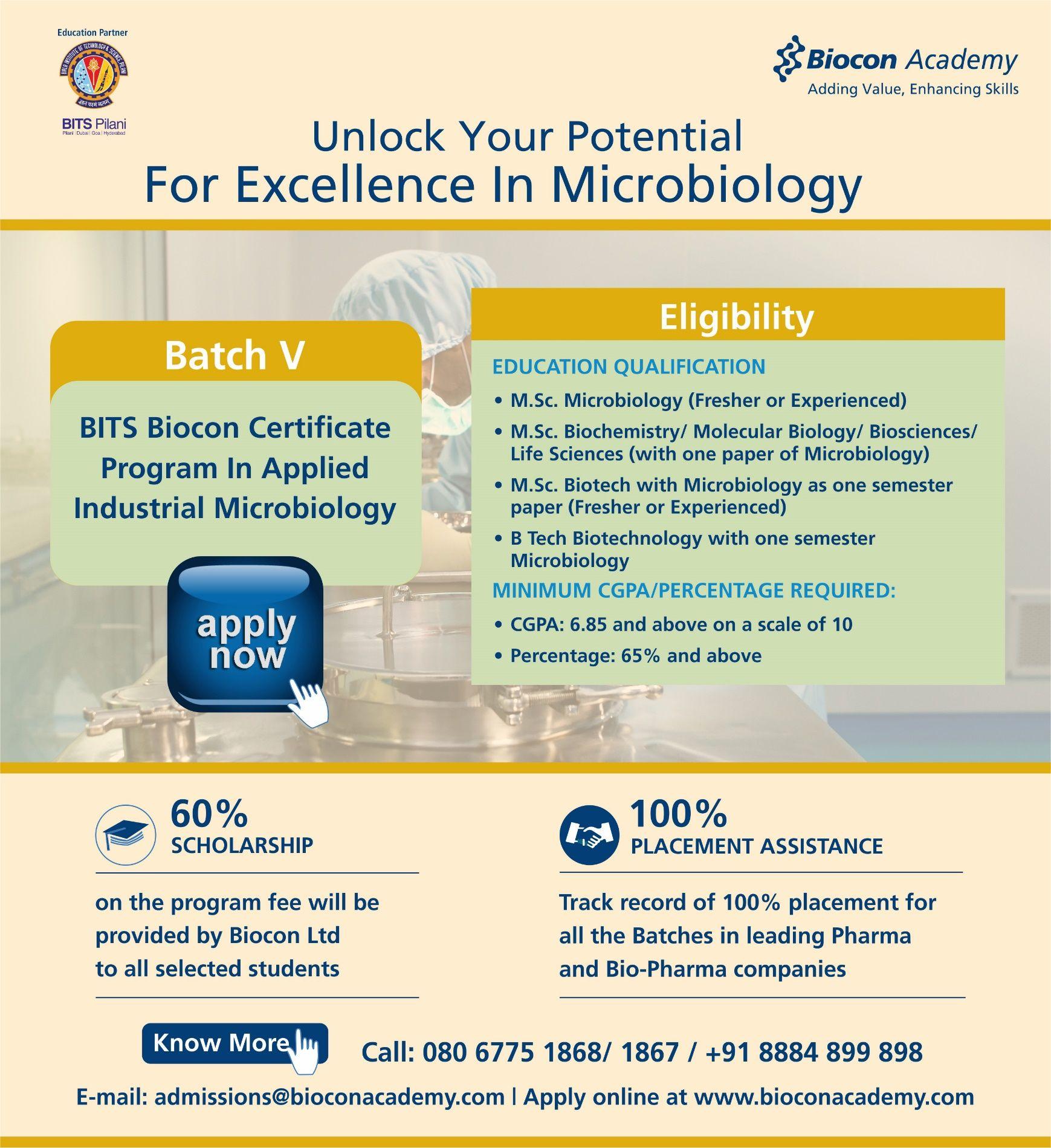 Pin By Biochem Adda On Biotech Internships Biochemistry Microbiology Internship