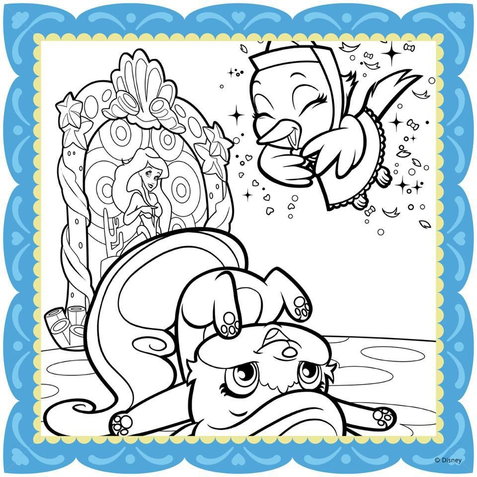 Disney lego coloring pages - Billedresultat For Lego Palace Pets Coloring Pages