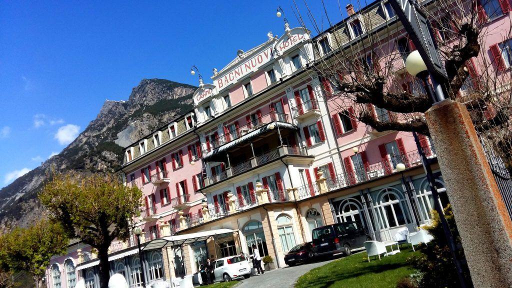 QC TERME BORMIO - Grand Hotel Bagni Nuovi | RESORT & RELAX | Pinterest