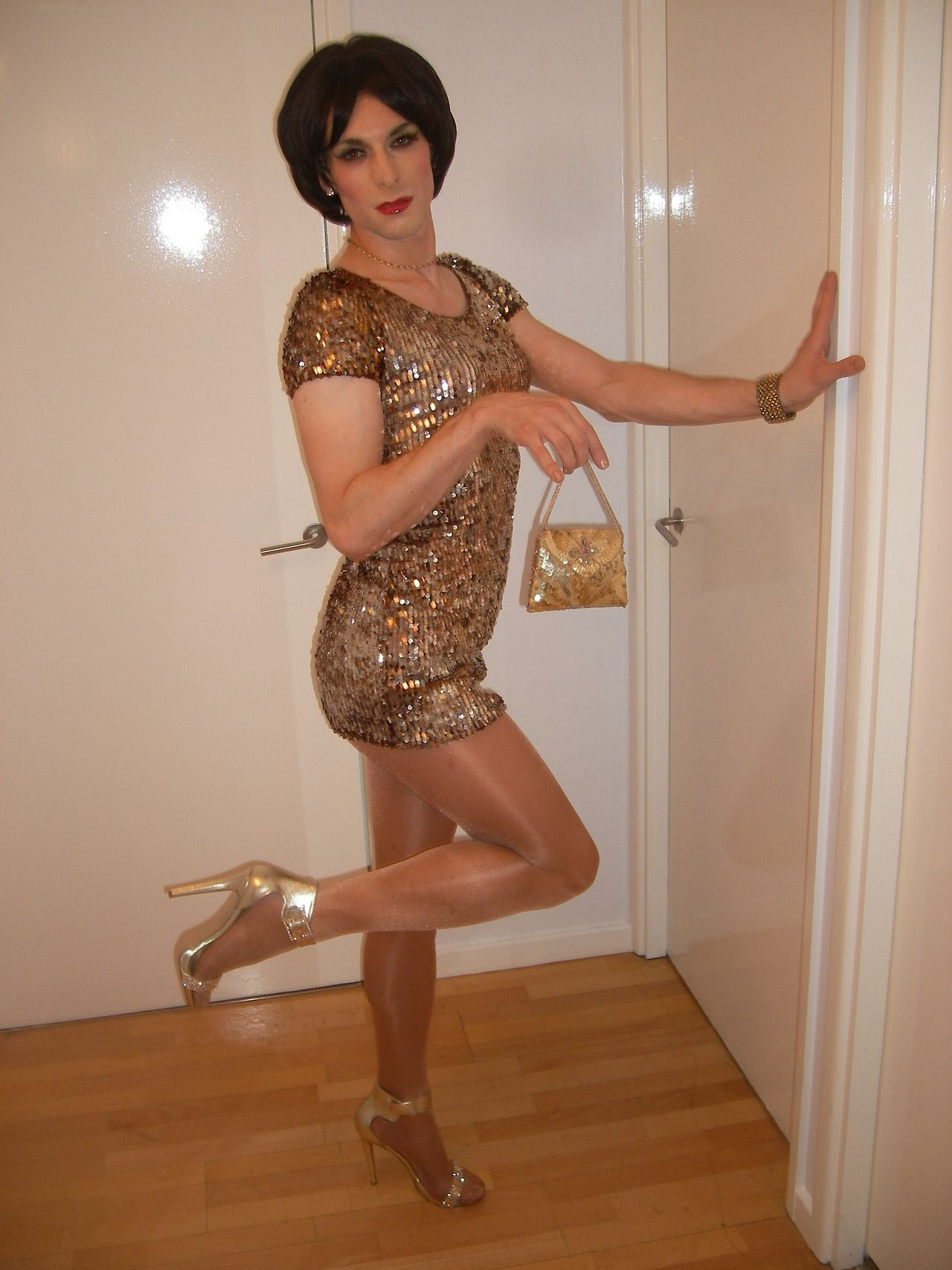 She S Gorgeous Crossdressers Feminine Sexy Girls