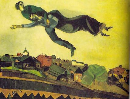 Chagall Marc Chagall Pinterest Painting