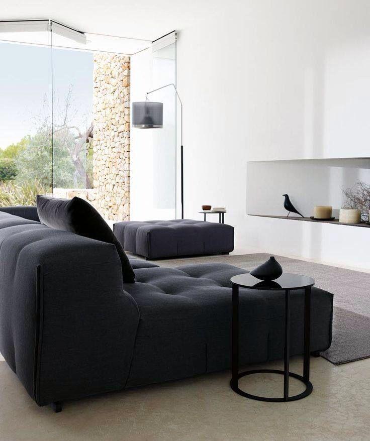 Tufty Time Sofa By Bu0026B Italia The Tufty Time Modular Sofa System Offers  Elegance, Flexibility And True Italian Flair Through Patricia Urquiolau0027s  Innovative ...