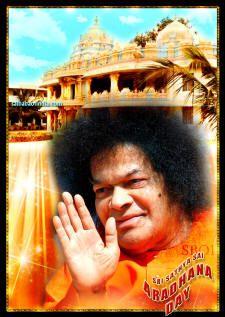 Sri Sathya Sai Aradhana Day Hd Wallpapers Sai Baba Photos Quotes