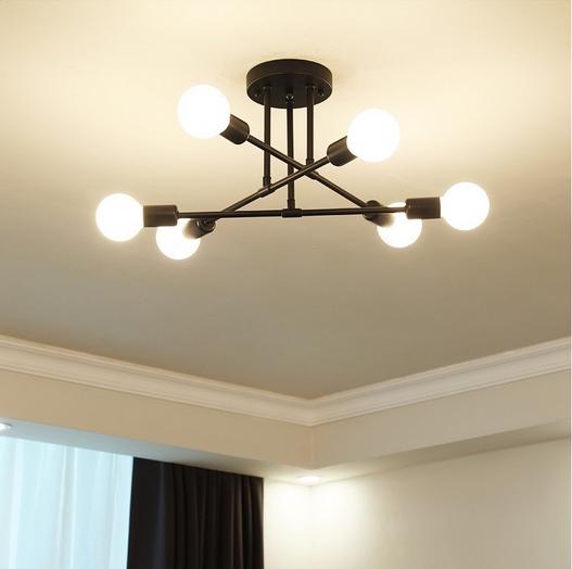 Modern Lighting Fixture Luminaire Salon Luminaire Chambre