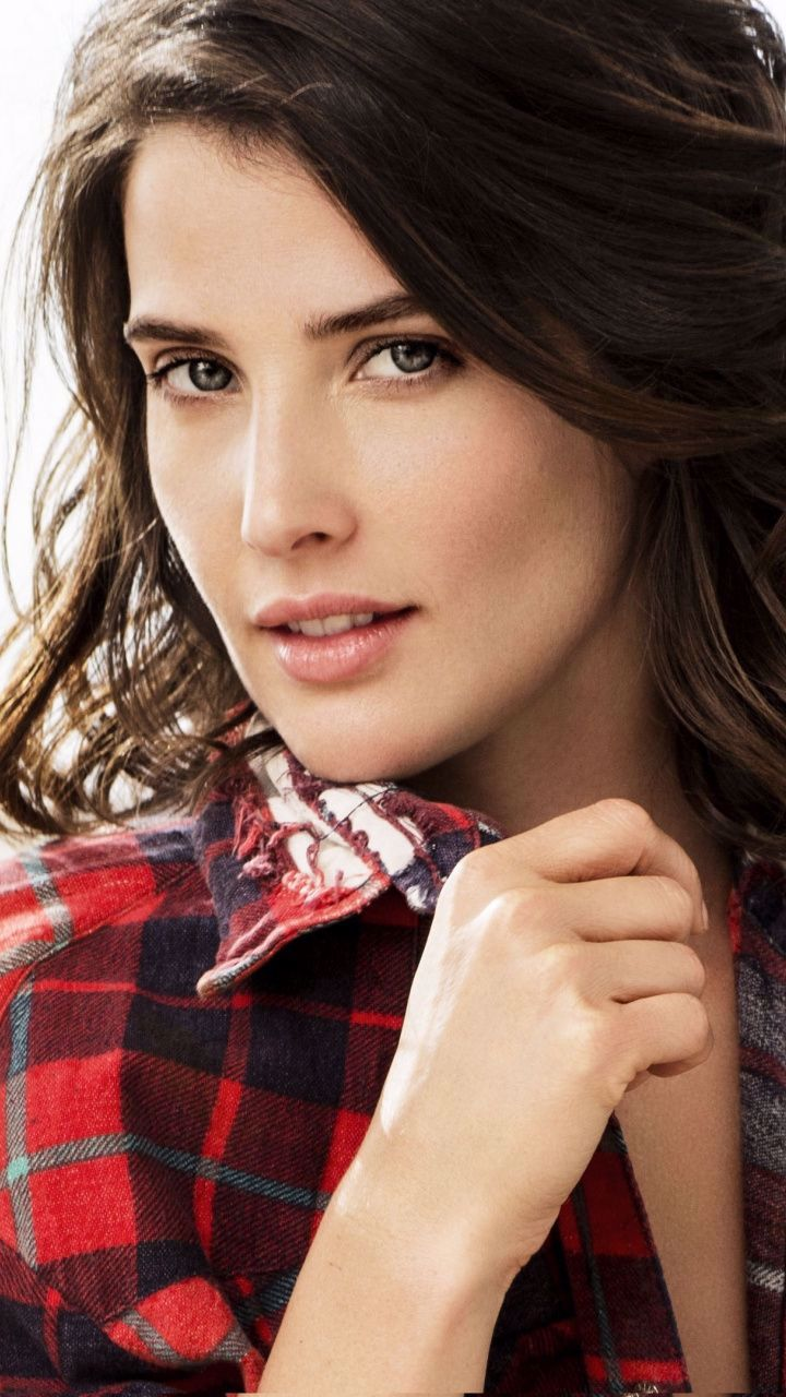 Photo of Cobie Smulders, pretty, actress, 720×1280 wallpaper