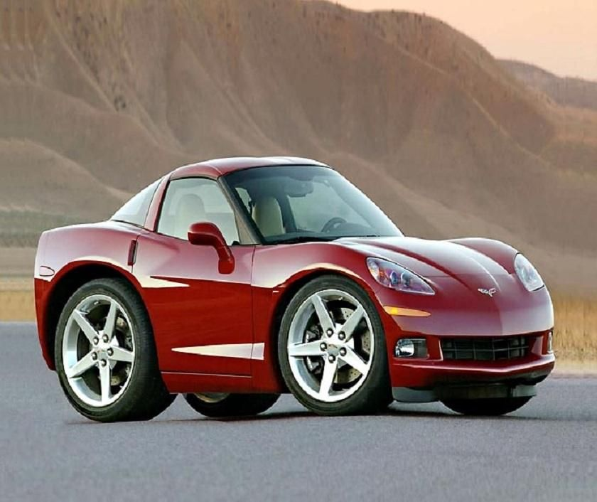 New Mini Corvette J S Car Lol