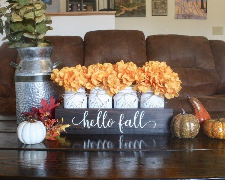 24 Inspiration Thanksgiving Decoration to Beautify Your ...