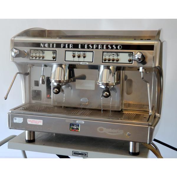 Pre Owned Astoria Perla Sae 2 Automatic Commercial Espresso