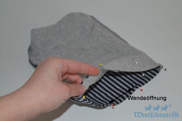 Halssocke oder Mini-Loop für alle Größen – Westfalenstoffe-Blog