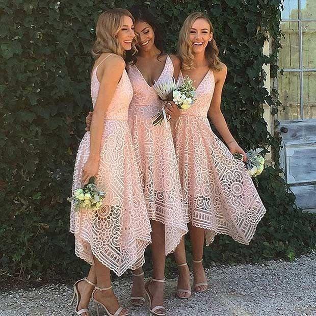 Simple  Stylish Bridesmaid Dresses That Turn Heads