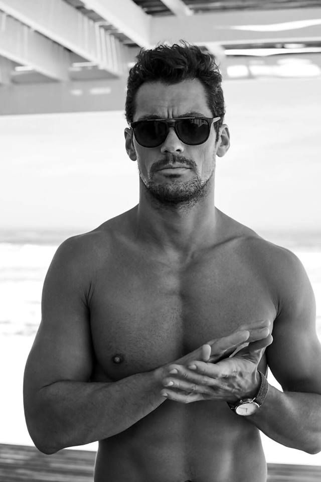 ddcaa89c5c Photo by Tomo Brejc for Marks and Spencer - Summer 2016 David James Gandy,  Buff