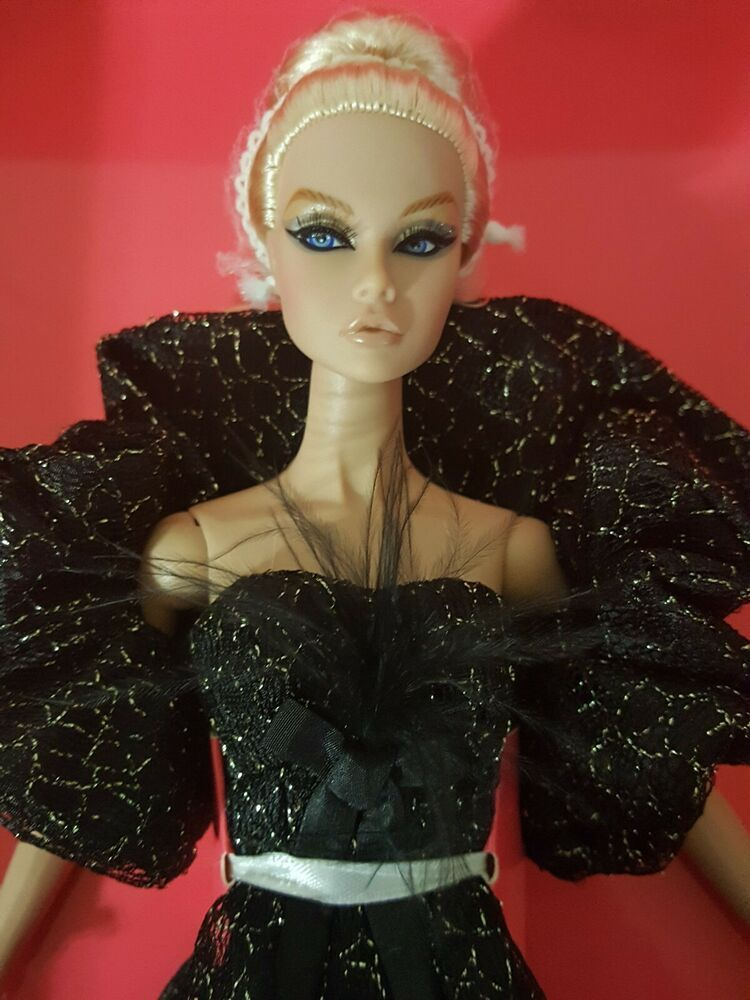Poppy Parker Midnight Decadence Outfit Jewel Integrity Doll10th Anniversary