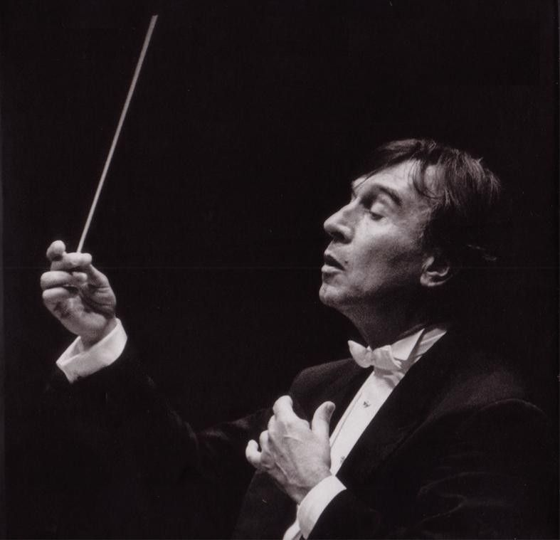 Claudio Abbado Leading Orchestras In Harmony With The Tao Classical Music Orchestra Conductor Classical Music Composers
