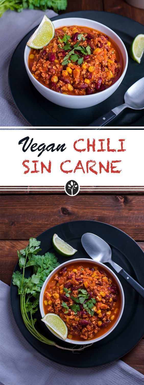 Chili Sin Carne |NataschaKimberly