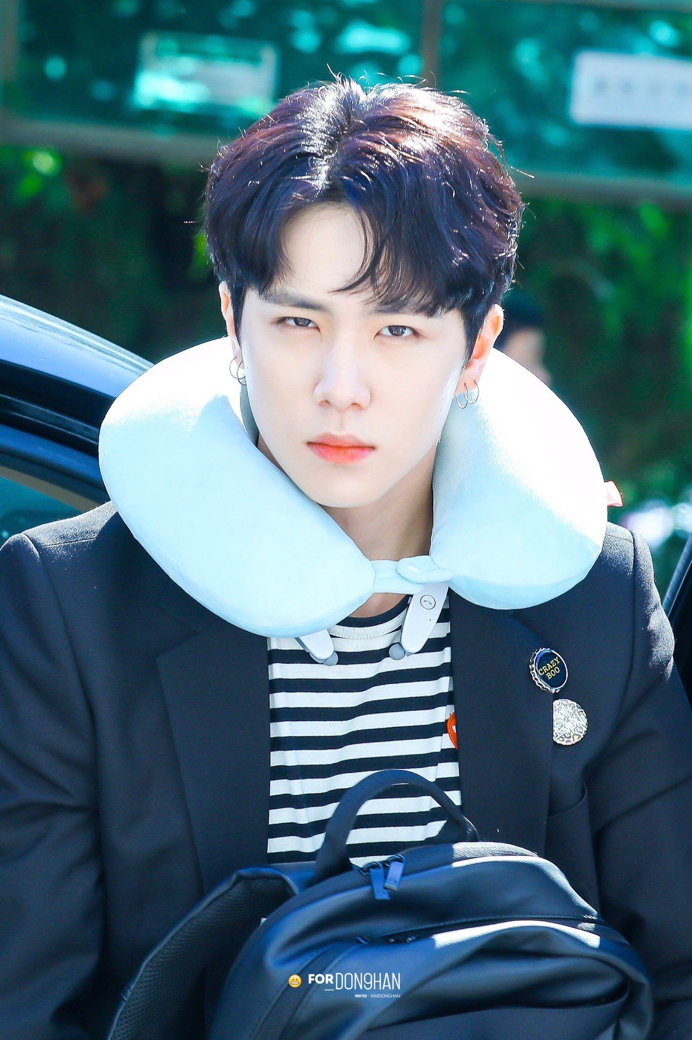 DongHan - JBJ   Hyun bin, Daegu, Fandom