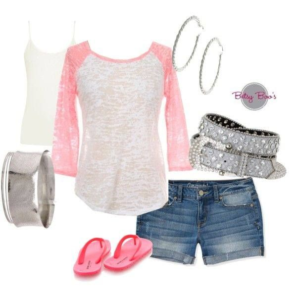 Cute & comfy for spring/summer!