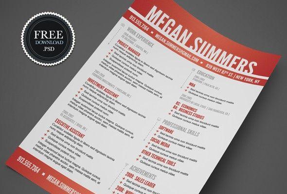 Resume Template Creative Resume Template Free Best Free Resume Templates Free Resume Template Word