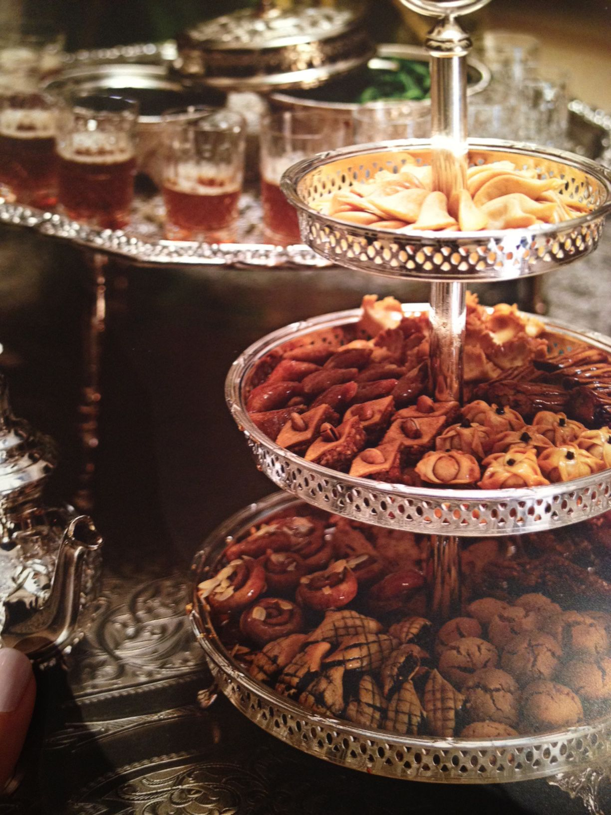 Love Moroccan Cake Stand