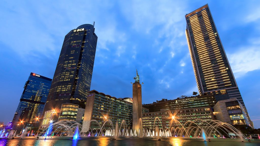 Grand Indonesia Shopping Town in Jakarta Pusat, Jakarta | Indonesia, Best  cities, Towns