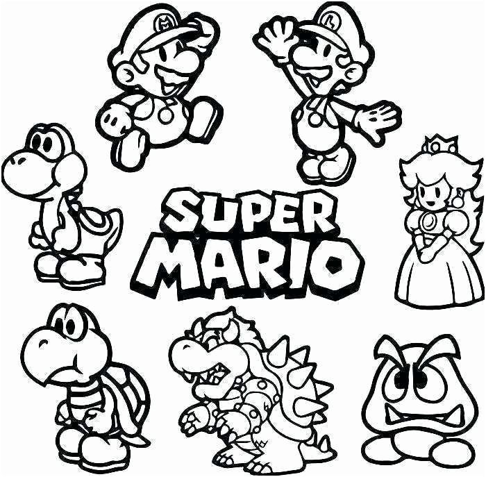 Coloriage Mario Luigi Beau Coloriage Mario Et Luigi Ideas 109 Best