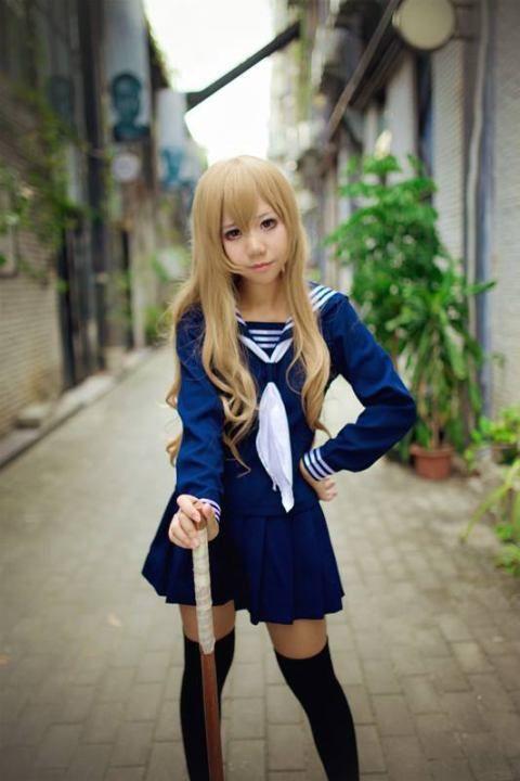10 Toradora! Cosplay That Look Just Like The Anime | CBR
