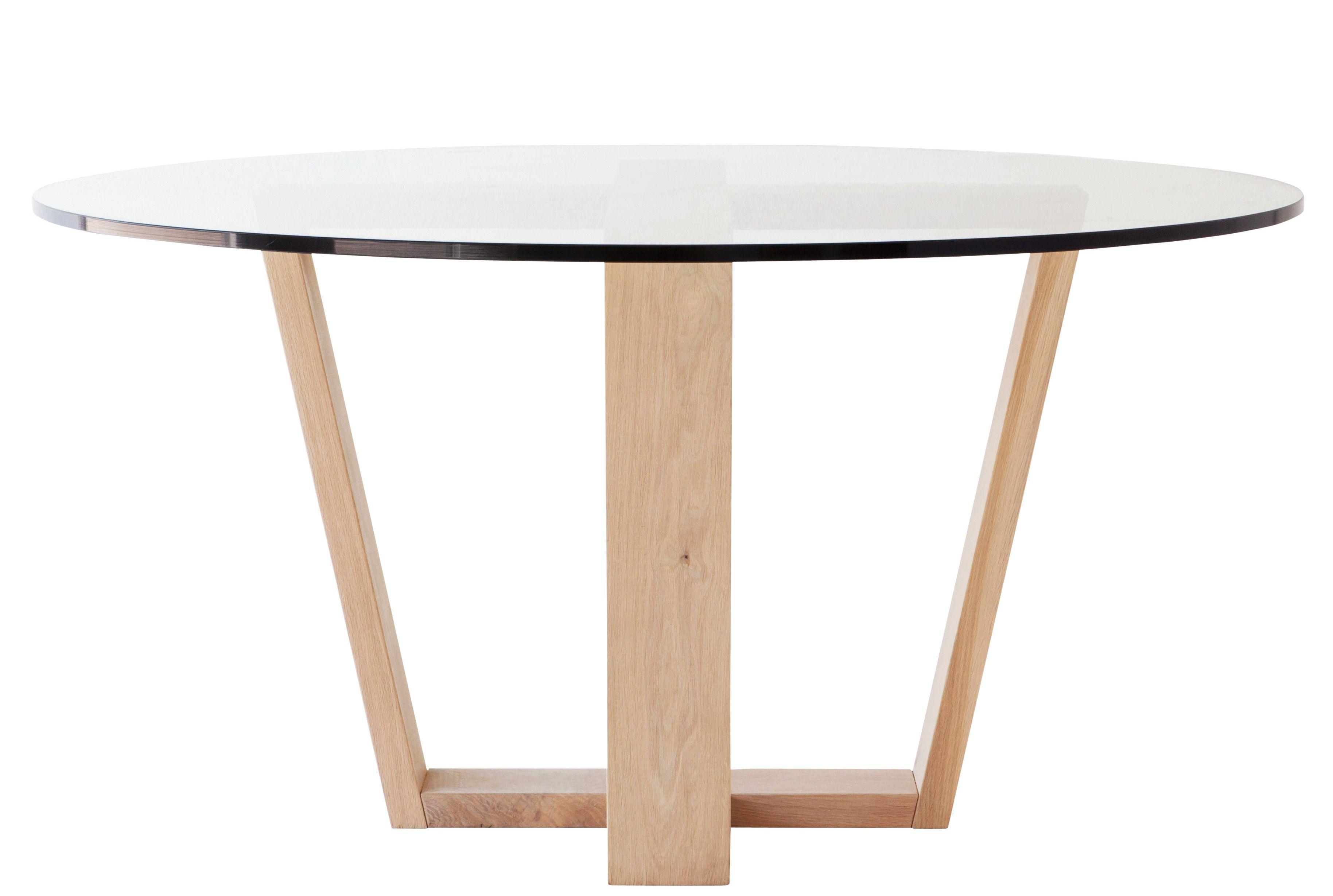 Nu Casa Round Trestle Table
