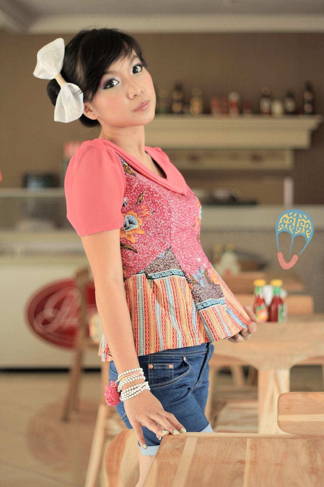 Batik top batik pinterest kebaya batik dress and traditional