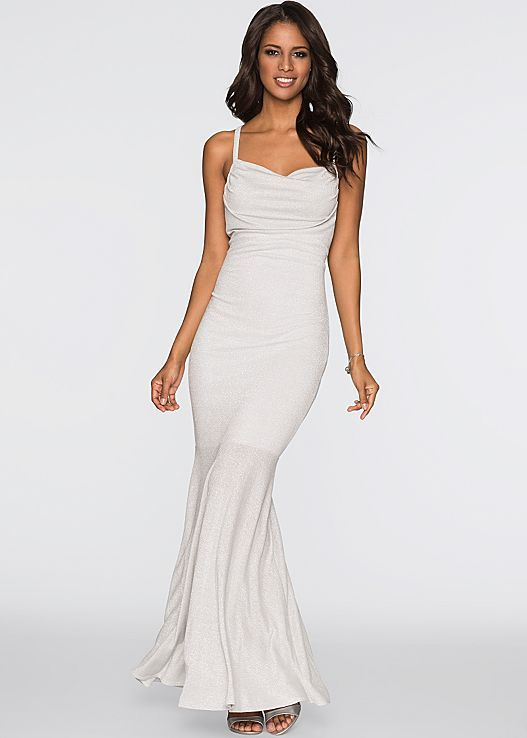 Sparkle On Your Big Day Venus Glitter Wedding Dress