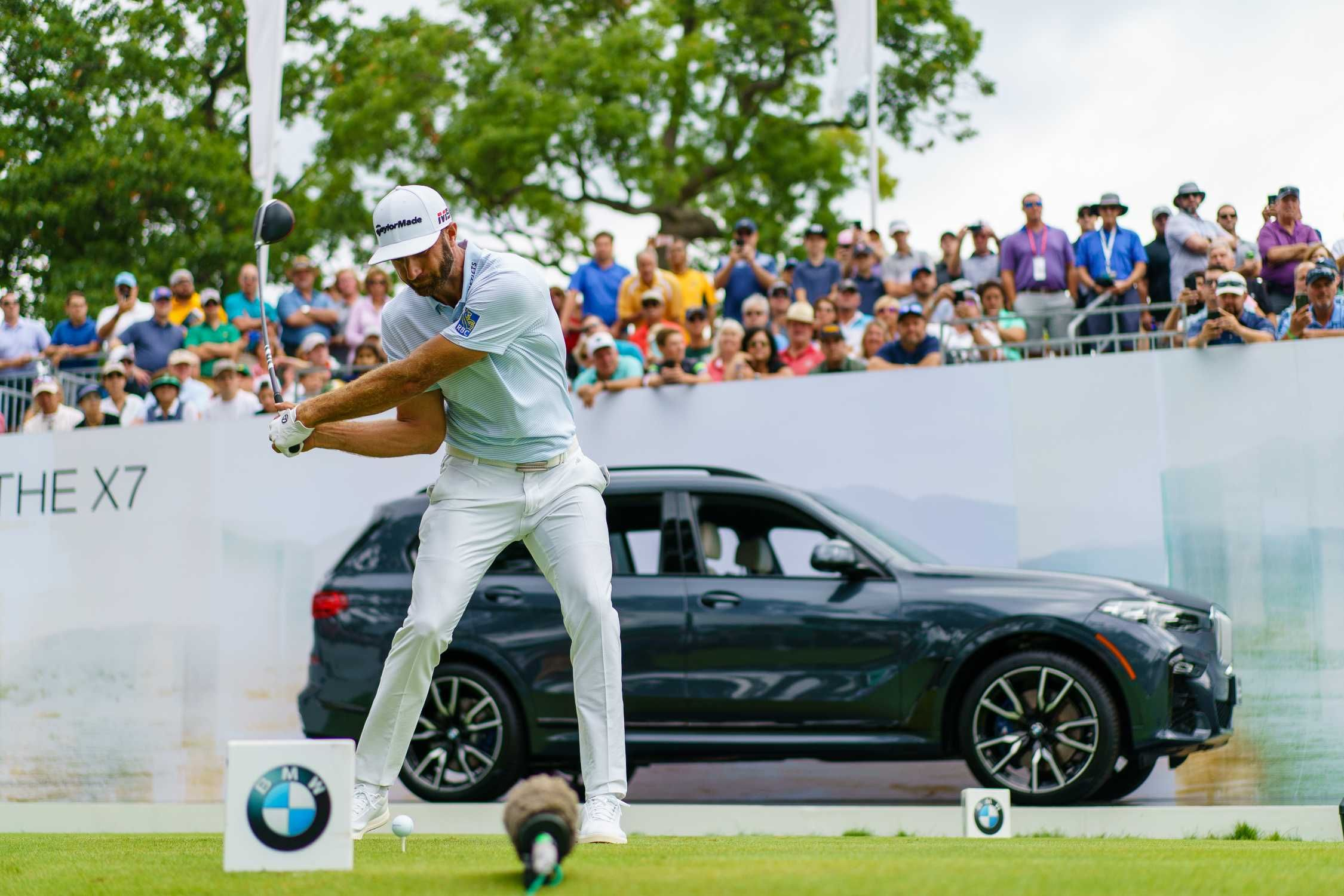 Bmw Championship Bmw Extends Title Partnership With The Prestigious Pga Tour Playoff Tournament For Another Three Years The Pga Tour Pga Bmw