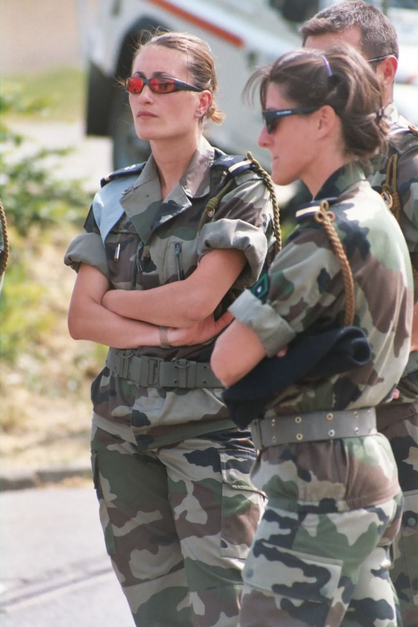French Army Women French Army Women | Fr...