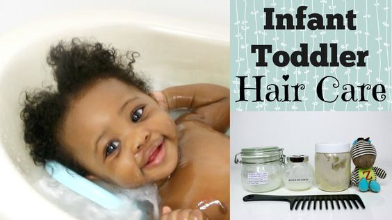 Baby Natural Hair Care How To Care For Baby Hair Linda Barry